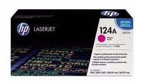 Toner Hp 1600/lj2600/2605 Magenta (124a) Q6003ai Original