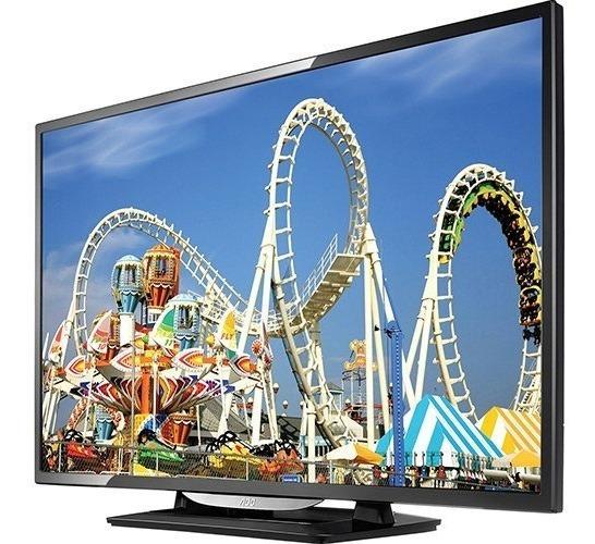 Tv Led 43 Aoc 43d1452 Full Hd Conversor Digital Conexão Par