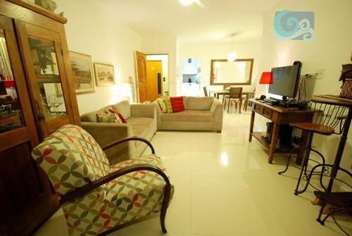 Imagem 1 de 30 de Apartamento À Venda, Praia Das Pitangueiras, Guarujá. - Ap4420