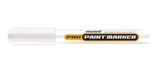 Pack 6 Marcador Para Metales Blanco- Ferroconstru