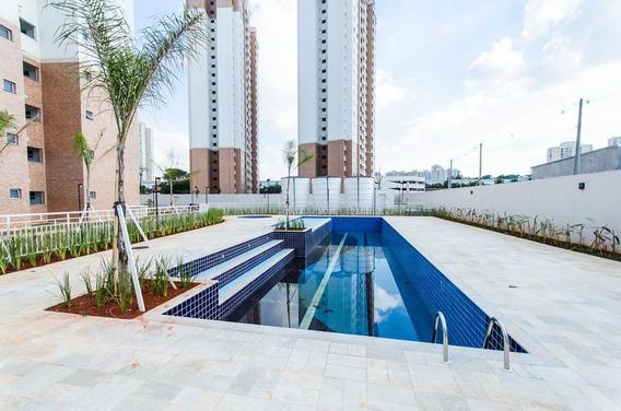 Apartamento Em Jaguaré, São Paulo/sp De 53m² 2 Quartos À Venda Por R$ 375.000,00 - Ap153244