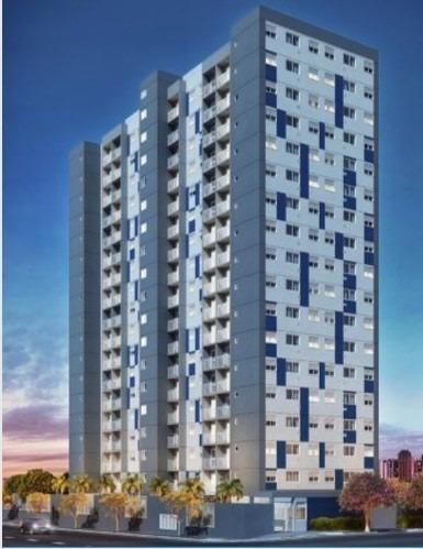 Apartamento Residencial Para Venda, Barra Funda, São Paulo - Ap7690. - Ap7690-inc