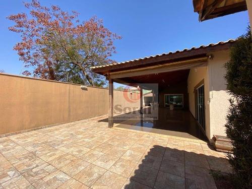 Casa À Venda, 270 M² Por R$ 650.000,00 - City Ribeirão - Ribeirão Preto/sp - Ca2937