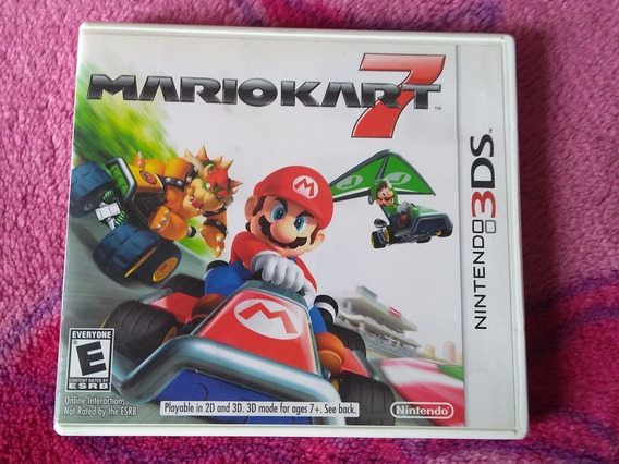 Mario Kart 7 Para 3ds