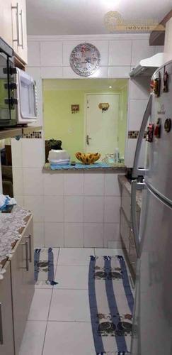 Imagem 1 de 16 de Apartamento Reformado 2 Dormitórios - Bonsucesso  - 4359