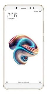 Xiaomi Redmi Note 5 Dual SIM 64 GB Dorado 4 GB RAM