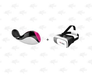 Juguete Sexual Realidad Virtual Bluetooth Xtreme P