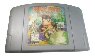 Diddy Kong Racing Nintendo 64 N64 Videojuegos Rock