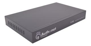 Firewall Authonet (protección De Intrusos, Ransomware, Red I