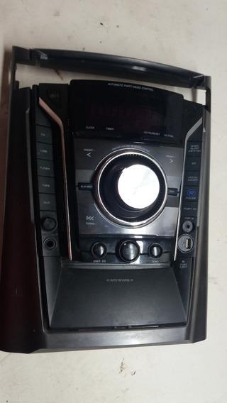 Frente Do Som Lg Modelo Mini Hi-fi System Mcd605