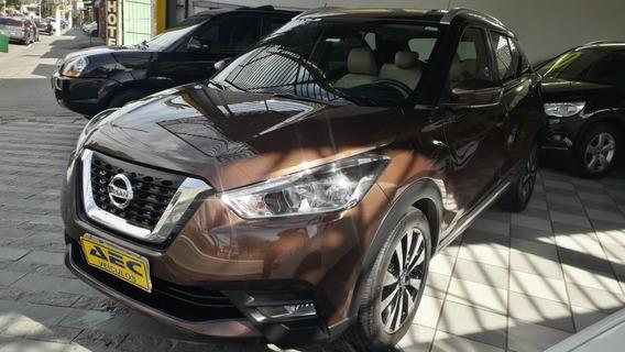 Nissan Kicks 2017 1.6 16v Sv Limited Aut. 5p