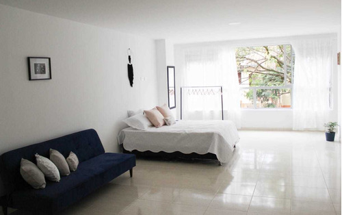 Imagen 1 de 14 de Ideal Apartaestudio Loft Amoblado En Arriendo - Sector Belen