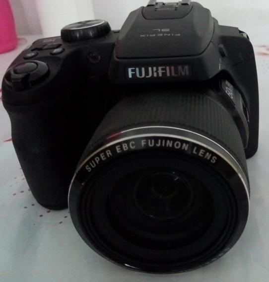 Câmera Semi Fujifilm Finepix S4800 16mp 30x Zoom