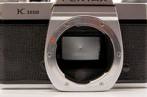 Corpo Câmera Analógica Asahi Pentax Km No Estado