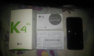 LG K4 4g Original Tela Trincada