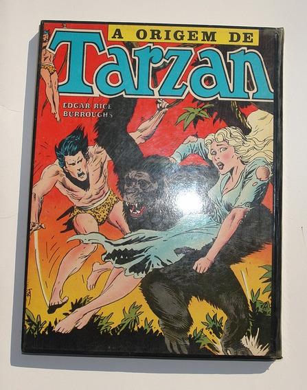 A Origem De Tarzan Encadernado Edição Especial Em Cores