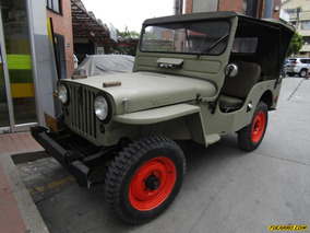 Jeep Willys Cj3b