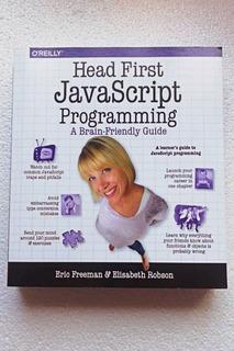 Libro Head First Java Script Programming