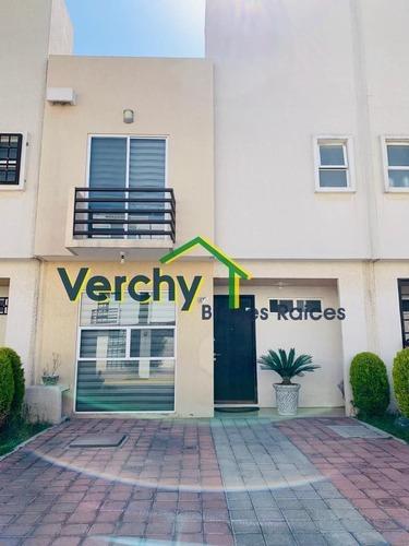 Las Américas Iv Secc, Increíble Casa En Condominio