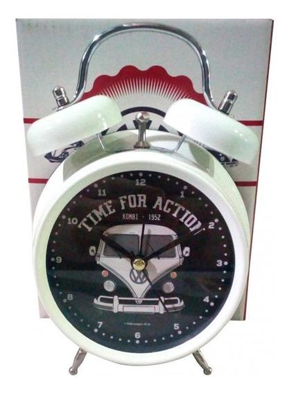 Relógio Despertador Kombi Volkswagen Collection Apr057005ak