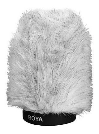 Protetor De Vento Boya By-p120 Deadcat Microfones P120