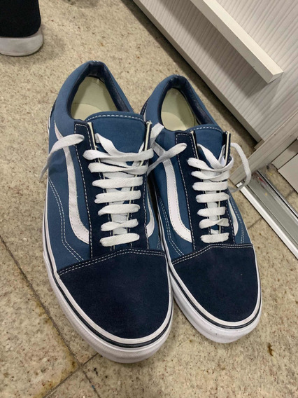 Tênis Vans Azul