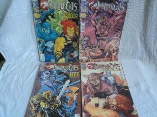 Hq Gibi Panini Thundercats 7, 8, 10, 15