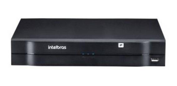 Gravador De Imagem Nvd 3108 P 8 Canais Intelbras