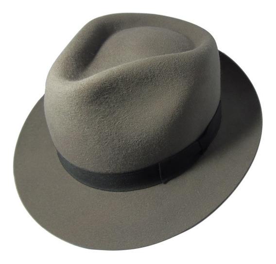 Sombrero Ha Pelo De Liebre - 23 - Pelo De Liebre Lagomarsino