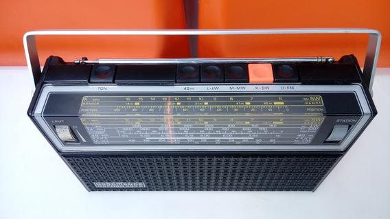 Radio Alemão Nordmende Oxford 505 K 5 Band Funcionando