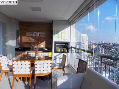 Apartamento Alto Padrão - Vila Mascote! - Mc7136