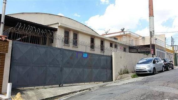 Galpão À Venda, 1000 M² Por R$ 2.200.000 - Casa Verde Alta - São Paulo/sp - Ga0768