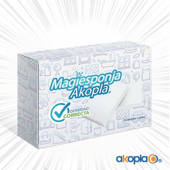 Magiesponja Akopla® Paquete De 10 Piezas.