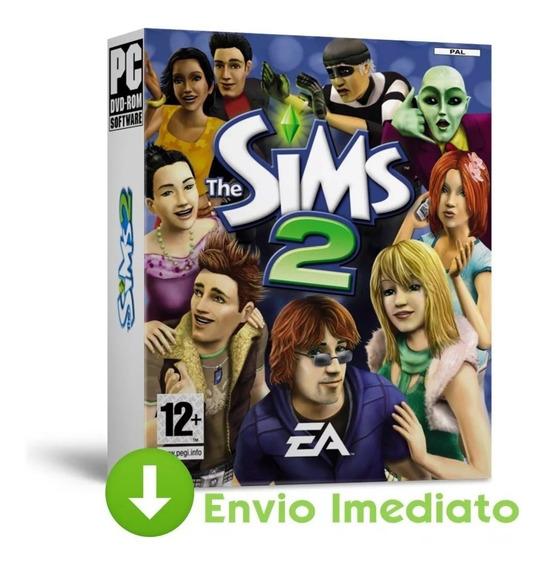 The Sims 2 - Todas Expansões - Digital Pc - Envio Imediato