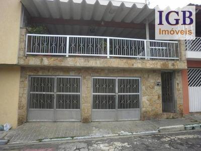 Sobrado Residencial À Venda, Casa Verde Alta, São Paulo. - So0026