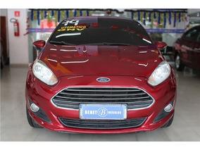 Ford Fiesta 1.6 Titanium Sedan 16v Flex 4p Automático