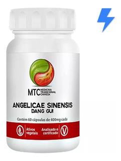 Angelica Sinensis - Dang Gui - 60 Cápsulas - Vitafor Mtc