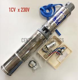 Bomba Leão Monofásica 4r3 Pa-11 230 1 Cv X 230 V + Painel