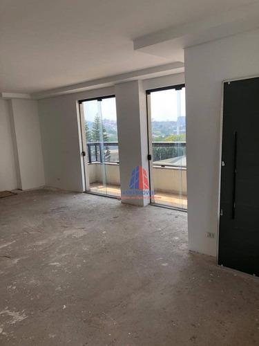 Imagem 1 de 20 de Apartamento Com 3 Dormitórios À Venda, 300 M² Por R$ 900.000 - Edifício Vivaldi - Centro - Americana/sp - Ap1346