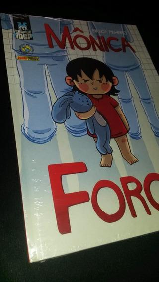 Coleção Graphic Msp 50 - Turma Da Mônica - Força - Capa Dura
