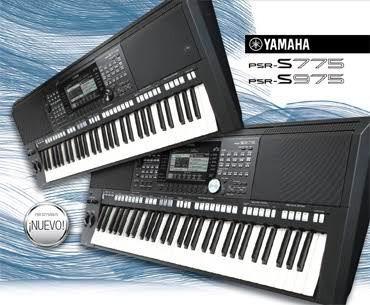 Teclado Yamaha Psr-s775 Adap Pa300 Mas Soporte Inc Iva