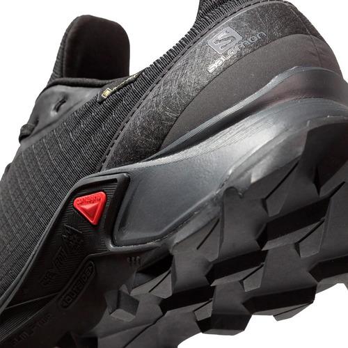 Zapatillas Salomon Alphacross Gtx Impermeable Running Hombre