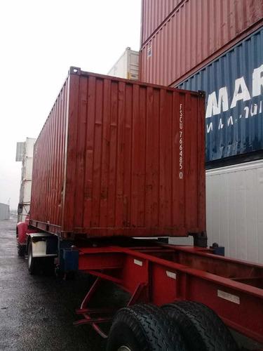 Contenedores Marítimos Containers  Usado 20' / 40' Barranque