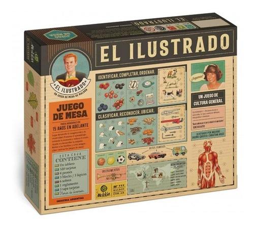 El Ilustrado Juego De Mesa El Maldon Cultura General