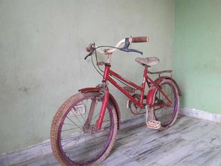 Bicicleta Nena Rodado 20 Imperdible!!!!