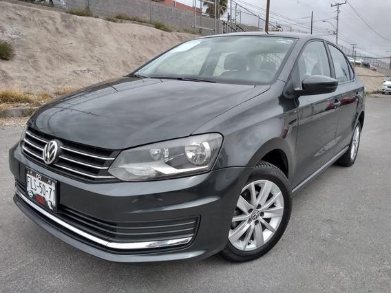 Volkswagen Vento Comfortline Tiptronic 2018