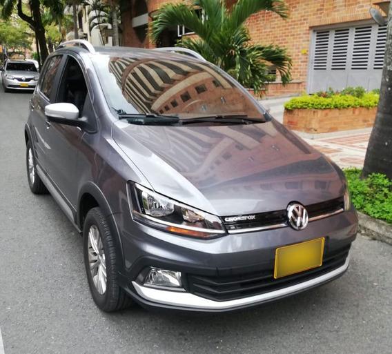 Volkswagen Cross Fox 2018 Único Dueño 4.200 Km. Como Nuevo