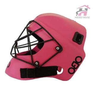 Casco Arquero Hockey Obo Robo Abs Gtia Oficial Envío Gratis