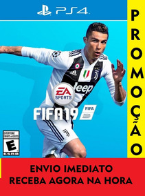 Jogo Fifa 19 Playstation 4 Ps4 - Original