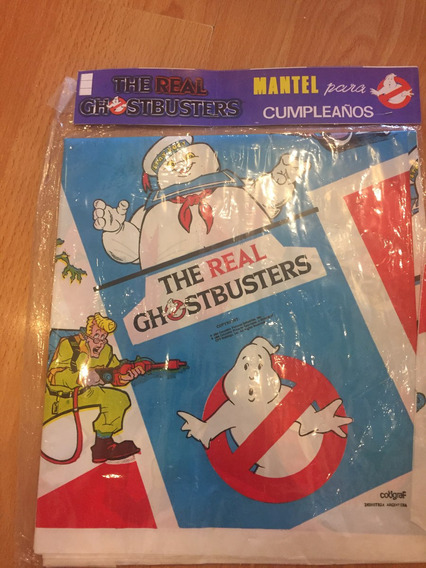 Cotillon Vintage Ghostbusters Mantel!